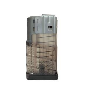Lancer L7 Advanced Warfighter Rifle Poly Magazine 7.62mm/.308 Win 20/rd Transparent Smoke