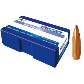 "Lapua Scenar Match Rifle Bullets 6mm .243"" 105 gr OTM 100/Box"