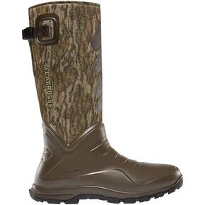 "LaCrosse AeroHead Sport 16"" Hunting Boot - Mossy Oak Bottomland 7mm"