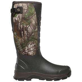 "LaCrosse 4x Alpha 16"" Boots - Realtree Xtra Green 7mm"