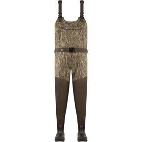 LaCrosse Wetlands Insulated Waders - Mossy Oak Bottomland 1600G