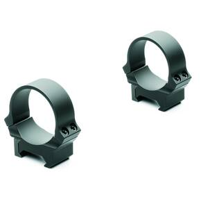 Leupold 2-Piece Solid Steel Ringmounts - Ruger M77 34mm High