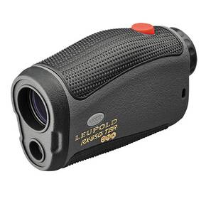 Leupold RX-850i TBR with DNA Digital Laser Rangefinder - Black/Gray 3 Selectable Reticles