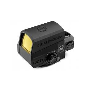 BLEMISHED Leupold LCO Blacked Out Red Dot Sight