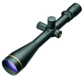 Leupold VX-3i Rifle Scope - 6.5-20x50mm 30mm Side Focus CDS Target Fine Duplex Matte