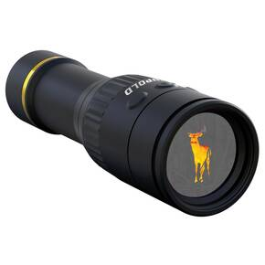 Leupold LTO-Tracker with Thermal Viewer - 6x Black Matte