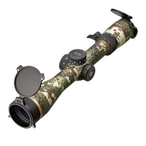 Leupold VX-6HD Rifle Scope - 2-12x42 (30mm) CDS-ZL2 FireDot Tri-MOA Sitka Subalpine