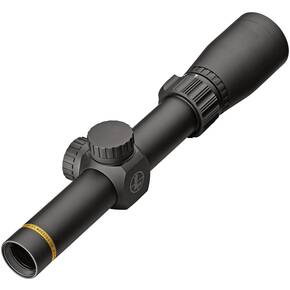 "Leupold VX-Freedom Rifle Scope - 1.5-4x20mm 1"" Tube Duplex Reticle Matte Black"