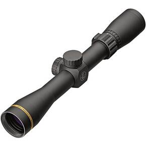 "Leupold VX-Freedom Rifle Scope - 2-7x33 1"" Tube Duplex Reticle Matte Black"