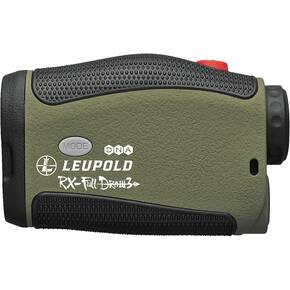 Leupold RX-Full Draw 3 with DNA Laser Rangefinder - 3 Selectable Reticles Green