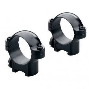 Leupold RM Rimfire Ringmounts 13mm Low Matte