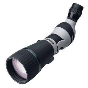 Leupold SX-2 Kenai 30x, 25-60x80mm HD Angled Spotting Scope Black/Gray