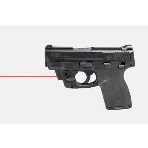 LaserMax CenterFire Laser for S&W Shield .45 Caliber - Red Laser