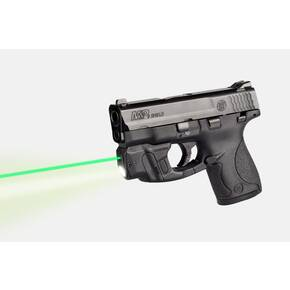 LaserMax CenterFire Light & Laser w/GripSense for S&W M&P Shield .45 cal - Green