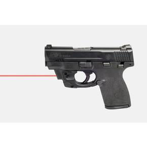 LaserMax CenterFire Light & Laser w/GripSense for S&W M&P Shield .45 cal - Red Laser