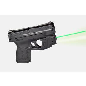 LaserMax CenterFire Light & Laser w/GripSense for S&W Shield 9mm .40 cal Green