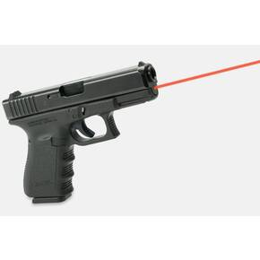 LaserMax Guide Rod Laser For Glock 19/23/32/38 Gen 1-3 - Red Laser