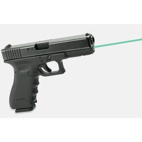 LaserMax Guide Rod Laser For Glock 17, 22, 31, 37 Gen 1-3 - Green Laser