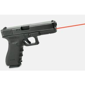 LaserMax Red Glock Guide Rod Laser For Glock 17/22/31/37 Gen 1-3 - Red Laser