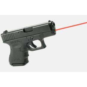 LaserMax Glock Guide Rod Laser For Glock 26/27/33 Gen 1-3 - Red Laser