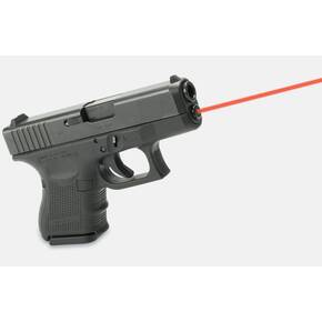 LaserMax Guide Rod Laser for GLOCK 26, 27 Gen 4 - Red Laser