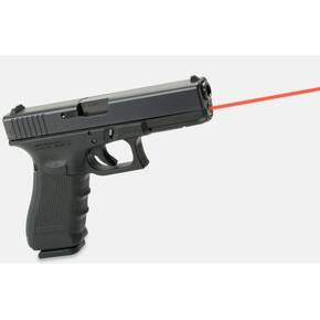 LaserMax Guide Rod Laser For Glock 22, 35 Gen 4 - Red Laser