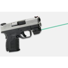 "LaserMax Micro II Rail Mounted Laser - Fits 3/4"" Length Rail & Up - Green Laser"