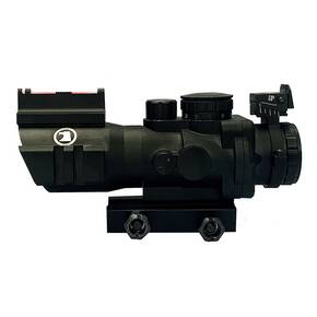Osprey Compact Series Rifle Scope - 4x32mm MOA Reticle
