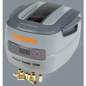 Lyman Turbo Sonic 1200 Case Cleaner - 115 Volt