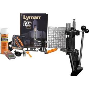 Lyman Essentials Reloading Kit with 13 Products