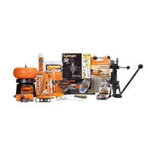Lyman Ultimate Reloading System with 15 Products
