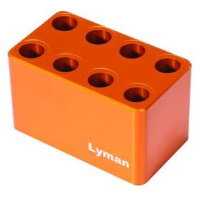 Lyman Ammo Checker - Multiple Block 9mm Luger