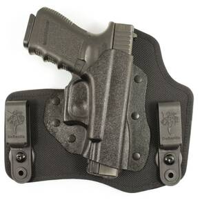 Desantis #M65 Invader to fit RUGER LC9 BLACK RH