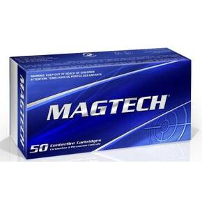 MagTech Handgun Ammunition 9mm 95 gr JSP 1345 fps 50/Box