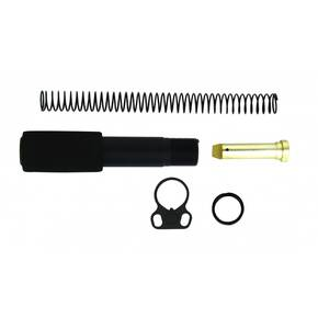 TacFire AR15 PISTOL BUFFER TUBE KIT W/AMBI. DUAL LOOP SLING ADAPTER