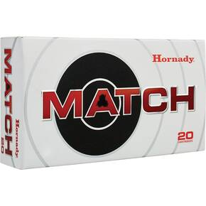 Hornady Match Rifle Ammunition 6.5mm Creedmoor 140 gr ELD-M 20/ct