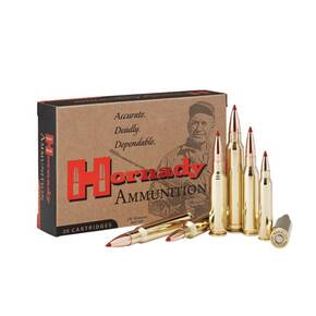 Hornady Match Rifle Ammunition 6.5 Creedmoor 147 gr ELD 2695 fps 20/ct