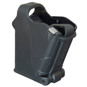 MagLULA UpLULA Universal Pistol Mag Loader 9mm TO .45 ACP - Black