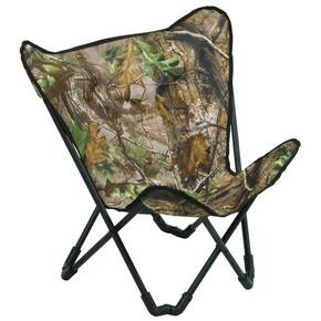 Ameristep Turkey Stopper Chair - RealTree Xtra Green
