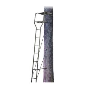 Ameristep Warrior 1-Man Ladderstand - 15 ft.