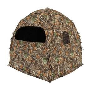 Ameristep Doghouse Blind - Mossy Oak Breakup Country Camo