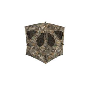 Ameristep Silent Brickhouse Blind - Mossy Oak Break-Out Country