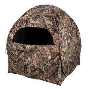 Ameristep Doghouse Run & Gun Spring Steel Ground Blind 55x55x61H