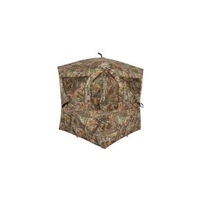 Ameristep 3-Person Brickhouse Blind - Realtree Edge