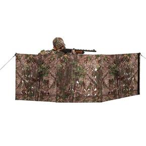 "Ameristep 4-Spur Blind - 96"" Long x 27"" Tall RealTree Xtra Green"