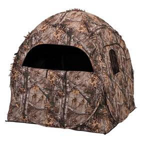 Ameristep Doghouse Blind - RealTree Xtra