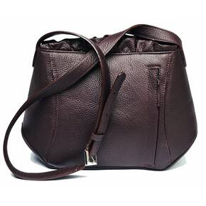 Tagua Megan Leather Handbag - Crossbody style