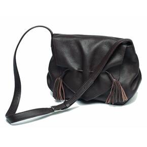 Tagua Megan Leather Handbag - HOBO style
