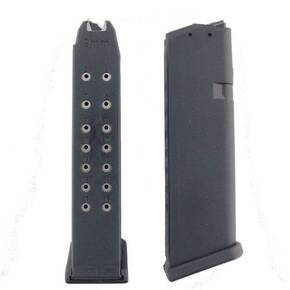 Used Factory Glock 17 Magazine 9mm Luger 17/rd