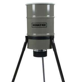 Moultrie 30 Gallon Pro Magnum Tripod Feeder